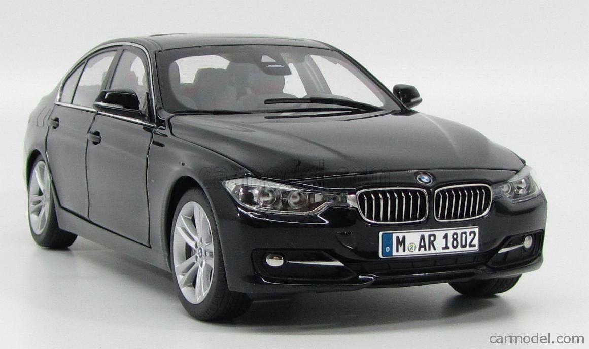 Paragon F30 BMW 335i Sport Line (Dealer Edition)   Black Sapphire