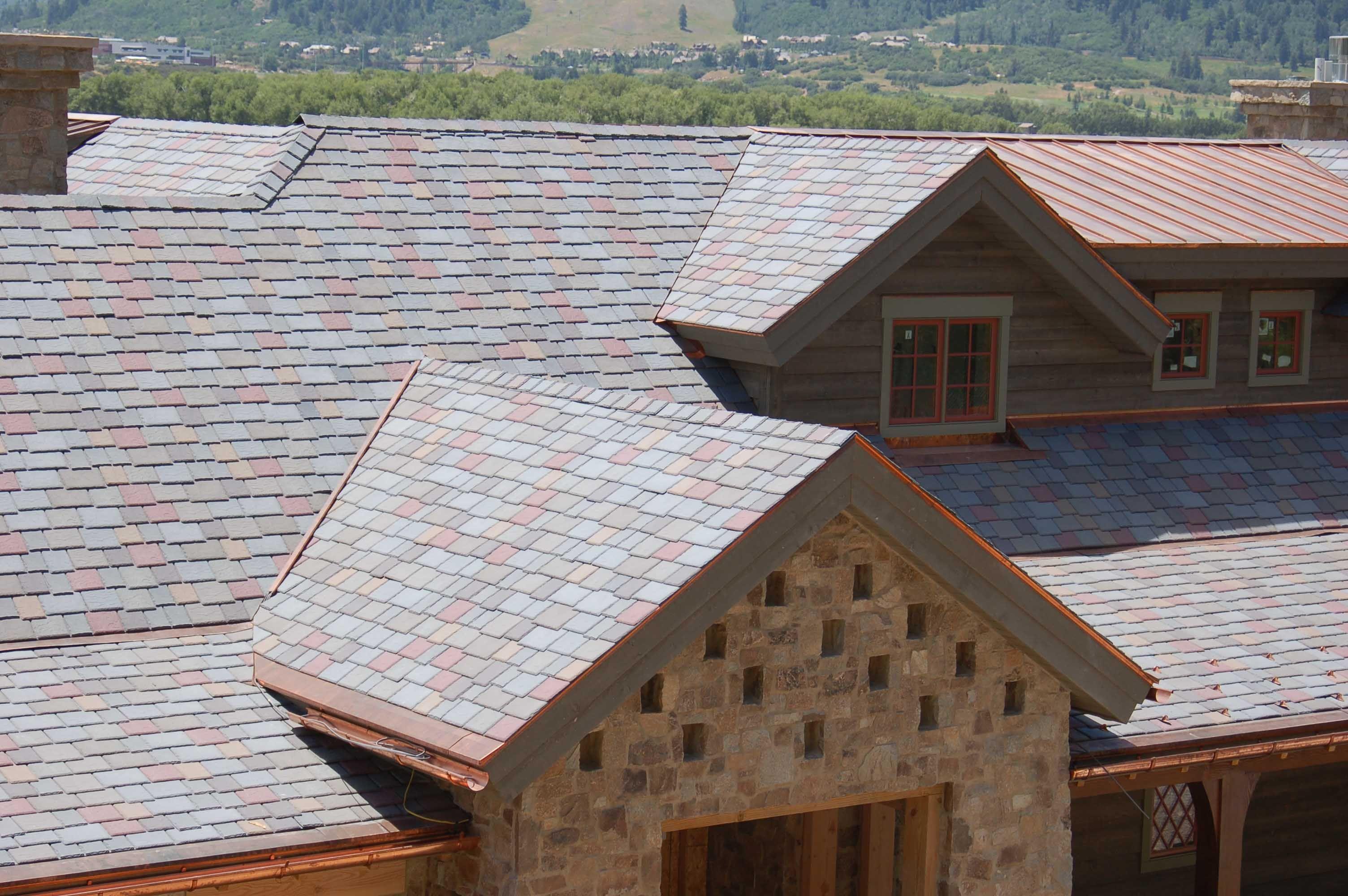 Vineyard Blend Shake Roof Roofing Roof Colors