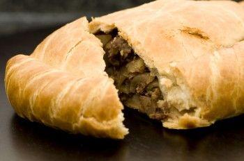 Cornish pastry