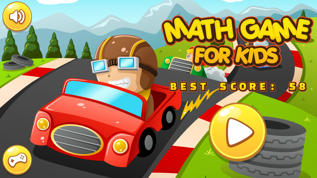 Play online free math game and test your brain how fast.. we created ...