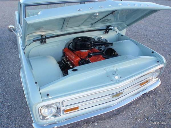 1967 chevy pickup truck parts