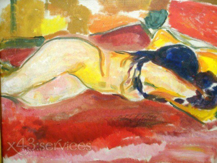 Galerie Edvard Munch Personen Aktmalerei Edward Munch