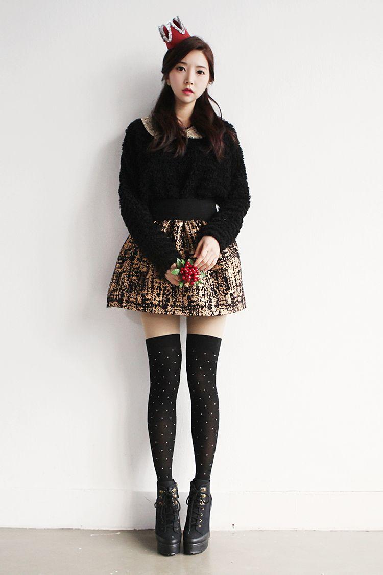 korean stockings Asian