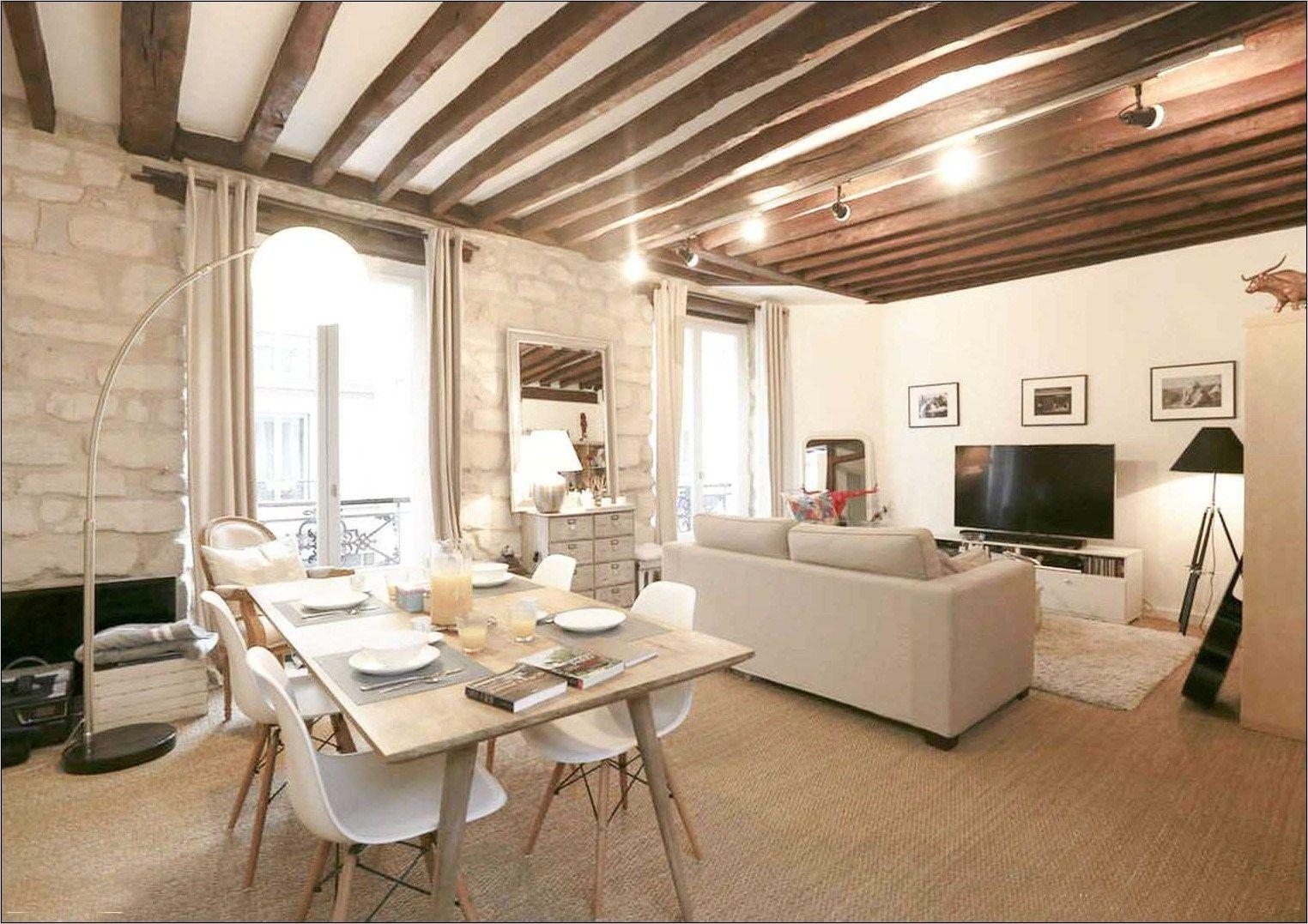 Deco Chambre Avec Poutre Apparente en 11  Décoration salon