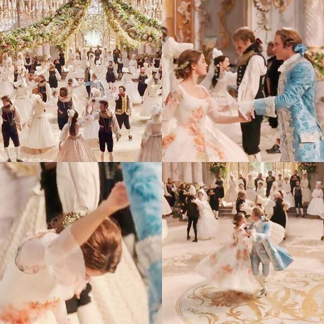Image Result For Dress That Belle Wears In The Final Dancing Scene