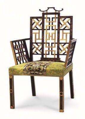 Asian Chair Far Eastern Finds Pinterest Asian Chairs Asian - Asian chair asian