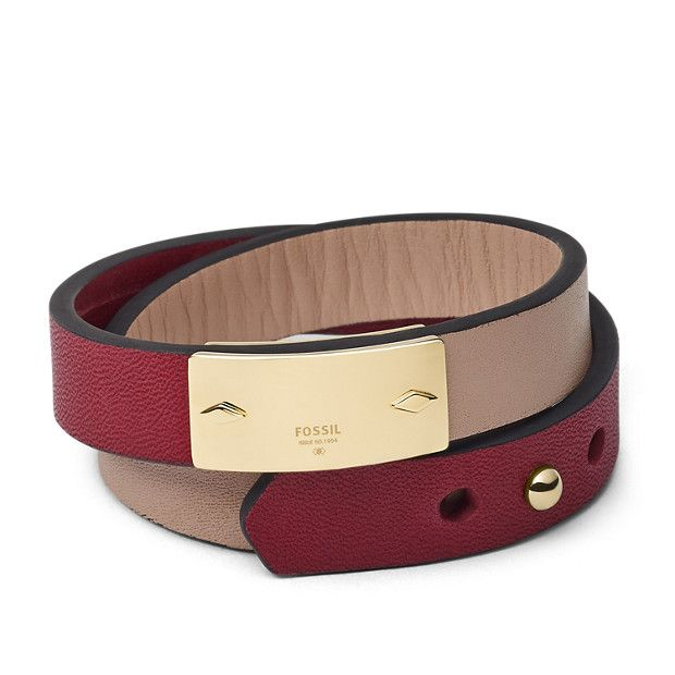 Bracelet double tour en cuir   Montres   bijoux   Pinterest ... 445246343fb