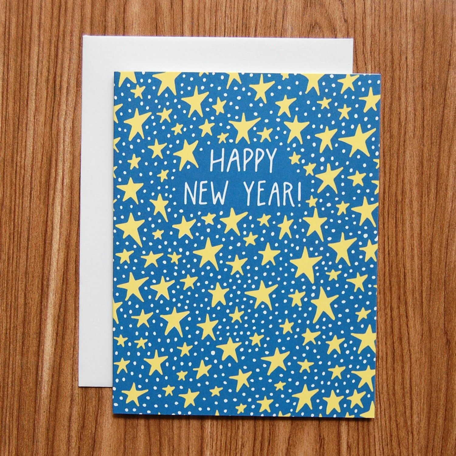Happy New Year Boxed Set of Cards Card 2015 new year