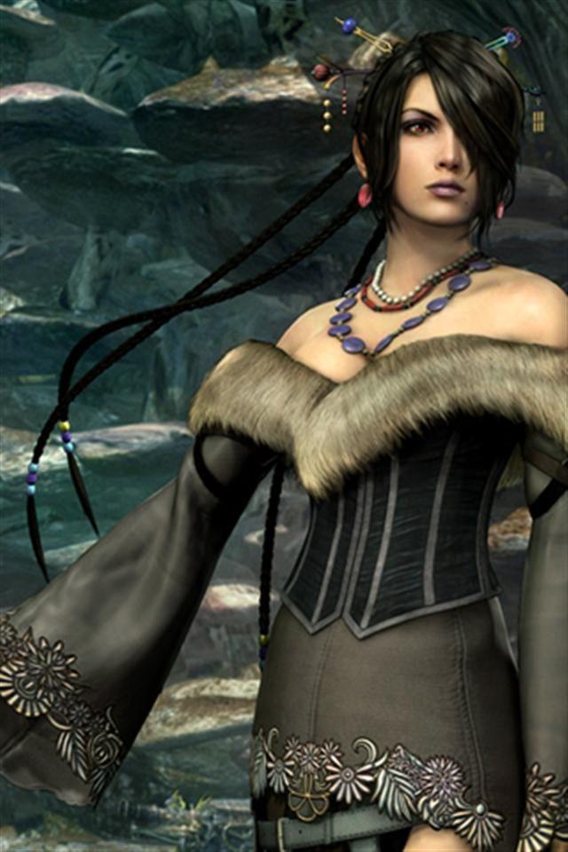 Final Fantasy X HD GAME MOD 4k Lulu Textures v.3.0