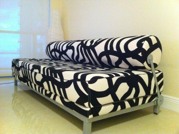 Beautiful Marimekko Design Within Reach Twilight Sleeper Sofa  $850 (Brickell)