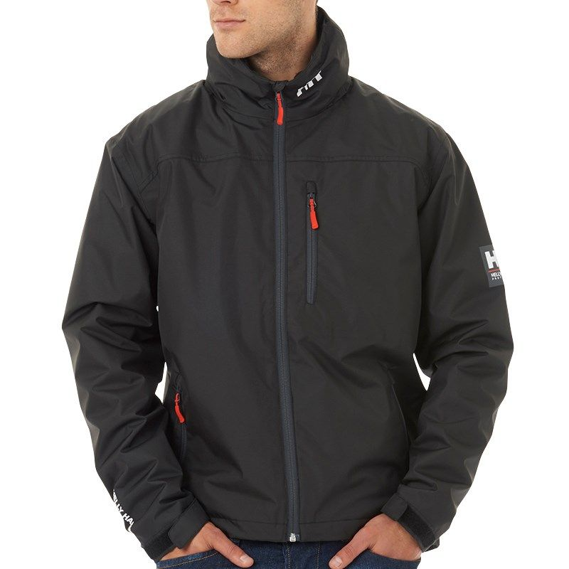 Helly Hansen Mens Nautical Helly Tech Jacket Black