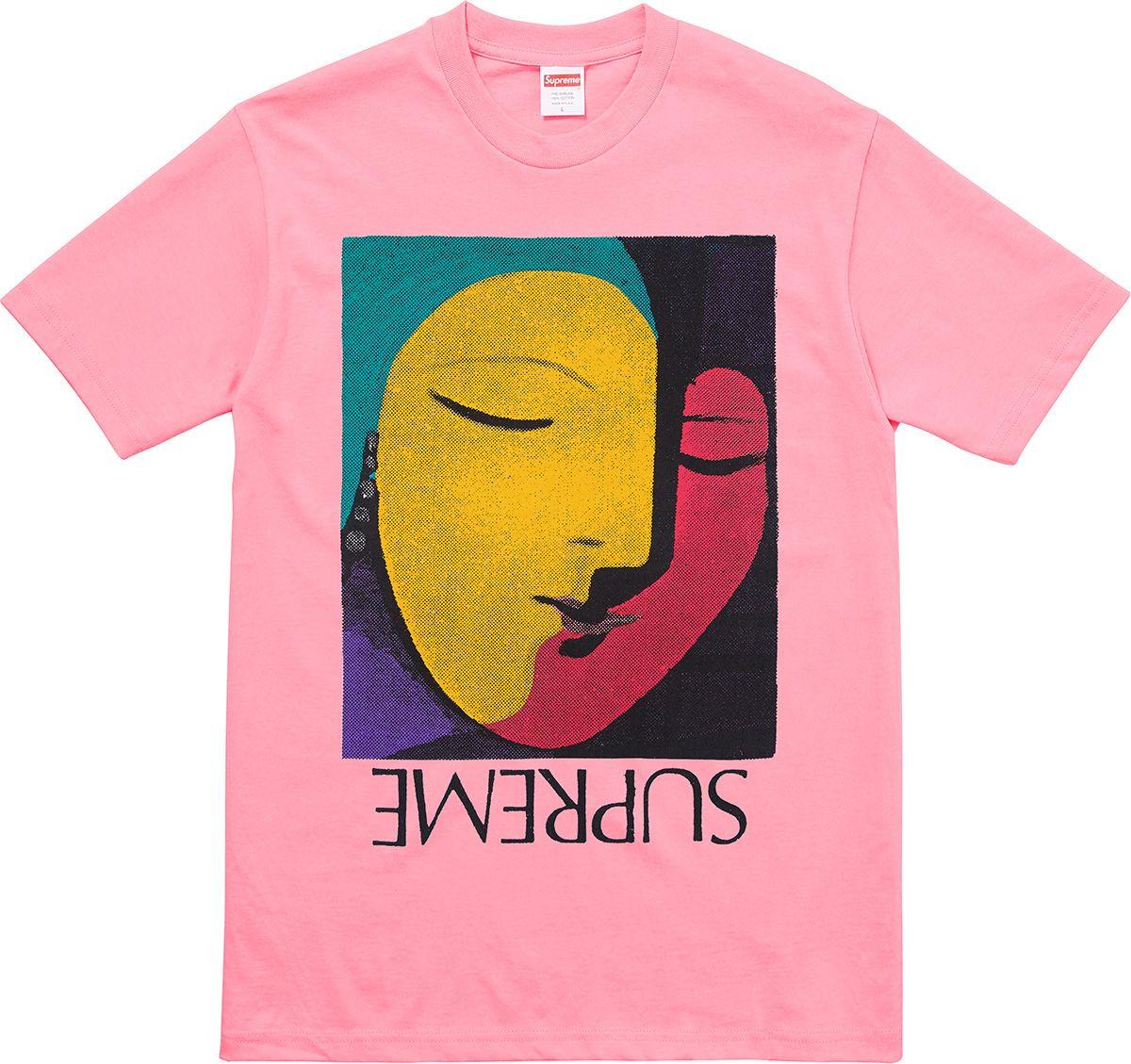 supreme t shirt art