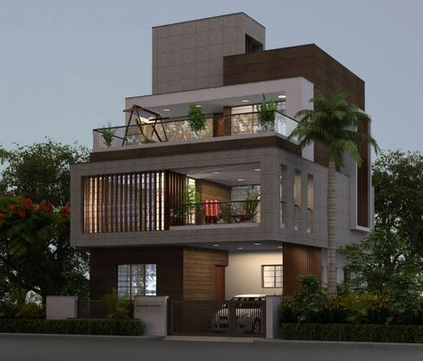 Modern Indian Architecture