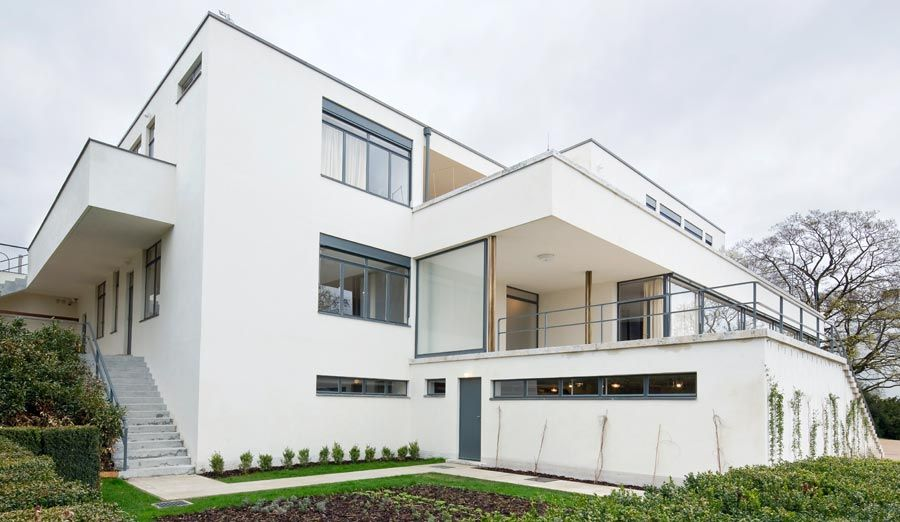 Mies van der Rohe / Villa Tugendhat, Czech, Architectuur