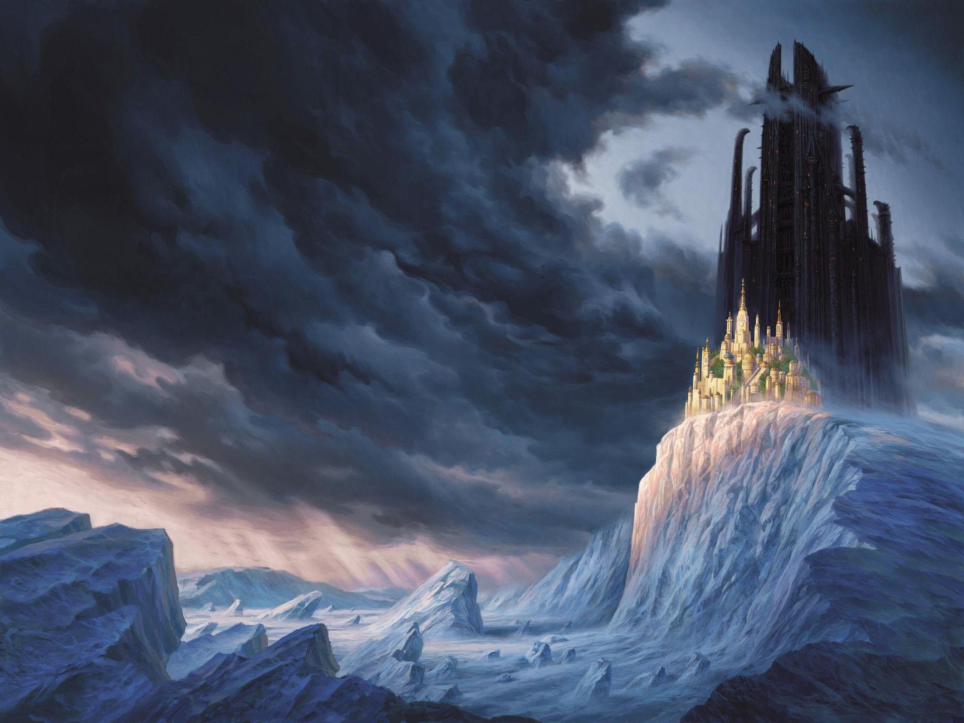 Mystical Backgrounds   1920x1440 Mystic Castle desktop PC ...