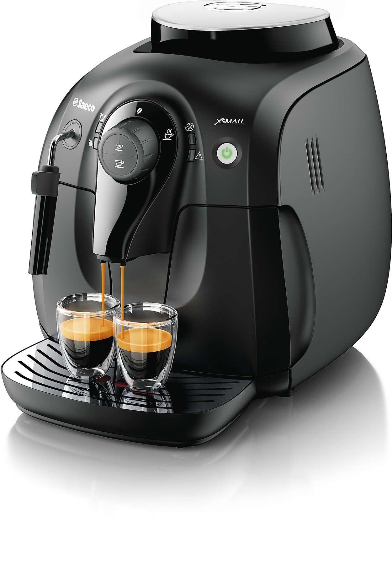 Saeco Vapore Super Automatic Automatic Espresso Machine Coffee