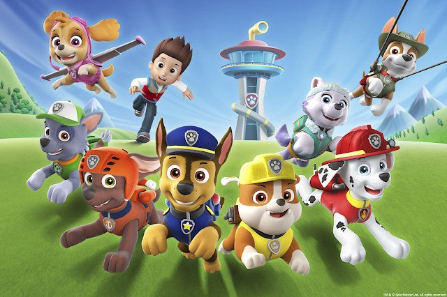 Paw Patrol Dino Rescue Theme To Launch Summer 2020 In 2020