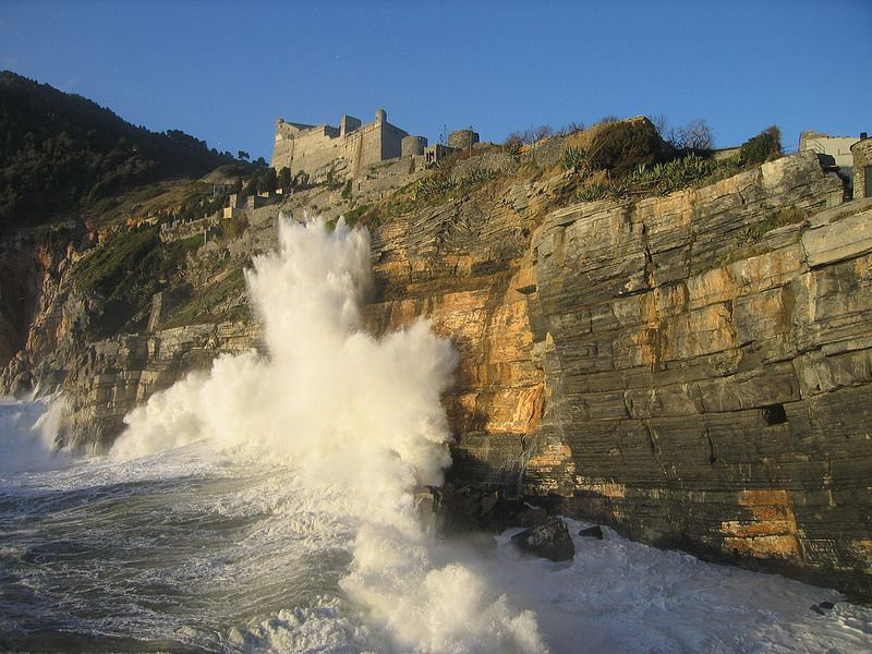 0297 Doria Castle, Porto Venere, Liguria, Italy