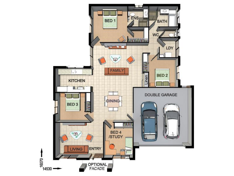 Dixon Homes - New Home Designs & Prices | House Plans | Pinterest ...