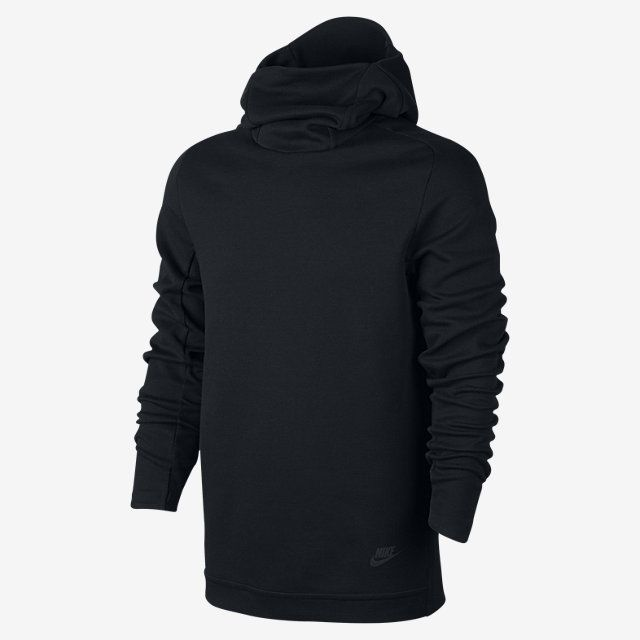 Neck Tech Sportswear Fleece Hoodie Funnel Men's Nike nqIv51q