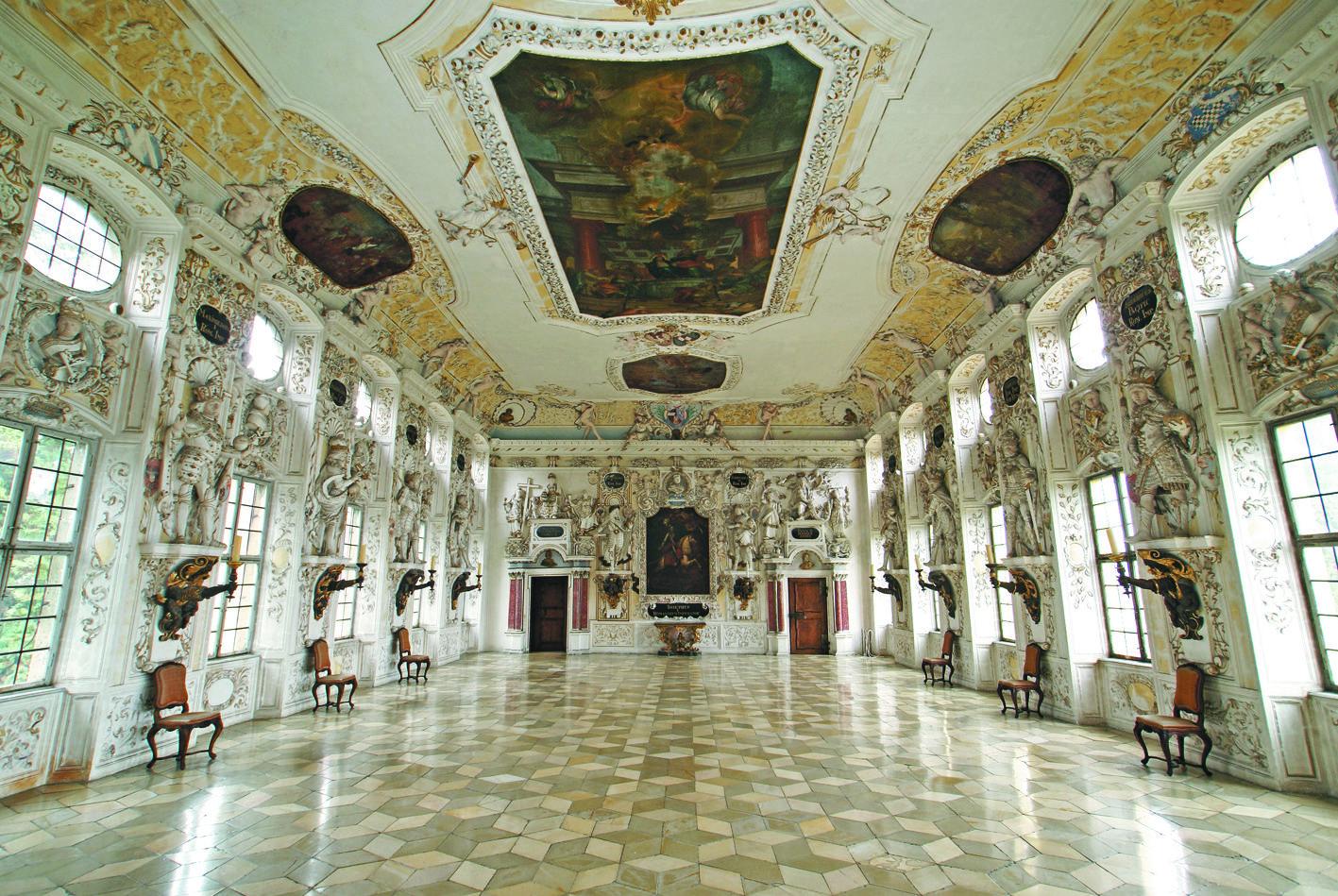Schloss Salem Urlaub In Deutschland Ausflug Wallfahrt