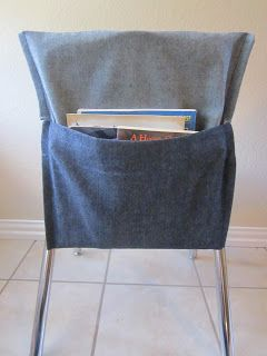 The Frugal Teacher: The Original Seat Sack!