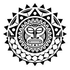 Dibujos Maories Buscar Con Google Maori Tattoos Pinterest - Soles-maories