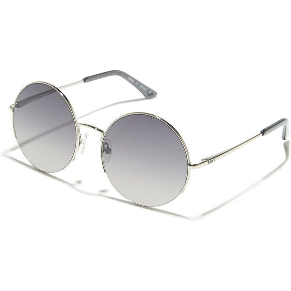 7aaf08acf6084 Roxy Coachella Womens Sunglasses Grey ( 79) ❤ liked on Polyvore featuring  accessories, eyewear, sunglasses, grey, women, roxy sunglasses, gray  sunglasses, ...