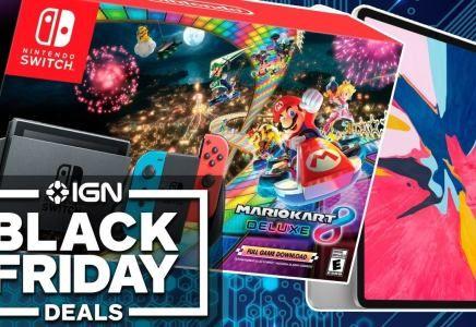 Best Black Friday 2019 Deals Nintendo Switch, PS4, Xbox