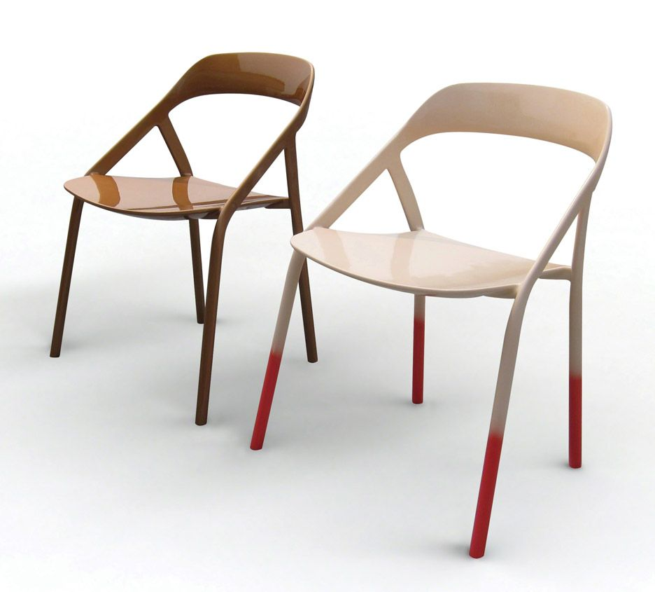 The Result, A Lightweight Stacking Chair, Guarantees Exceptional  Performance.
