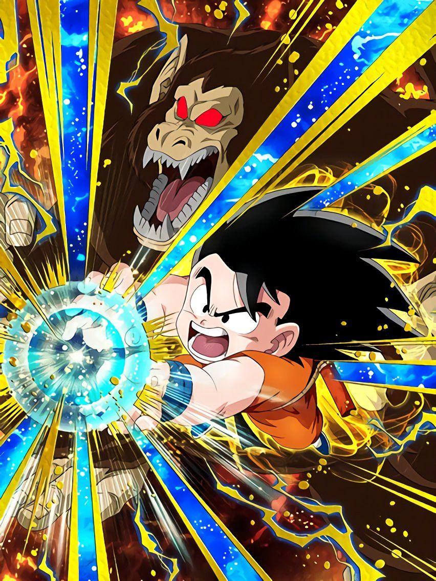 Pin On Dragon Ball Z Gt Super Xenovers Oav Movie Dokkan Battle