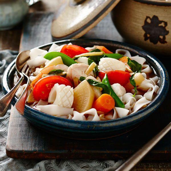 Vietnamese Seafood Hot Pot