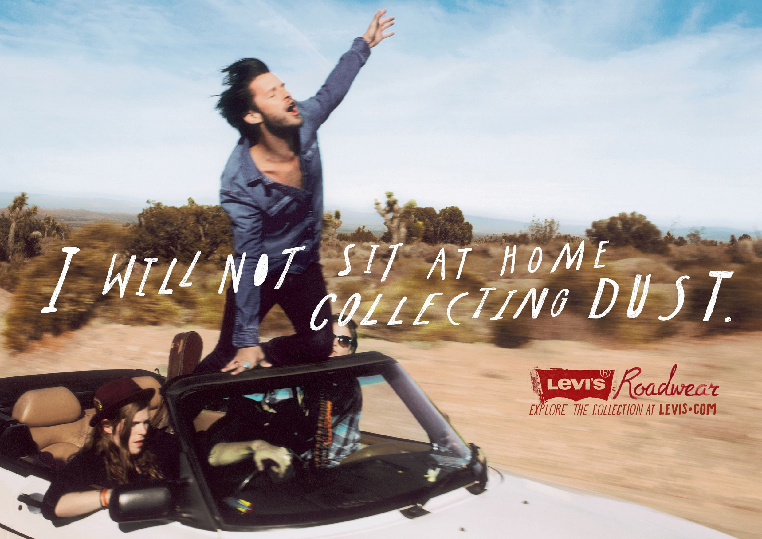 Levi's – sticking to the origin and evolving with the time --by ...