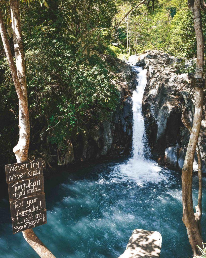 Sambangan Secret Garden, Bali Bali waterfalls, Waterfall