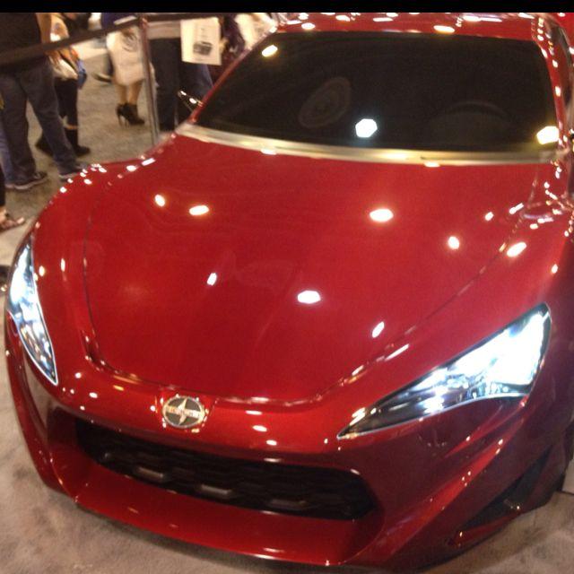 Scion, Fathers S, Sports Car