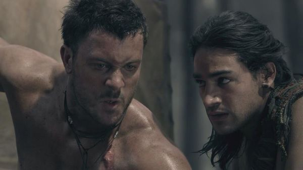 Spartacus Agron And Nasir