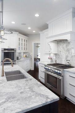 Super White Quartzite Design Ideas Pictures Remodel And Decor White Quartzite Kitchen Inexpensive Kitchen Remodel Affordable Kitchen Remodeling