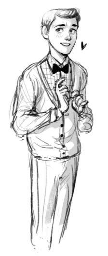tumblr nerd drawings - Google Search