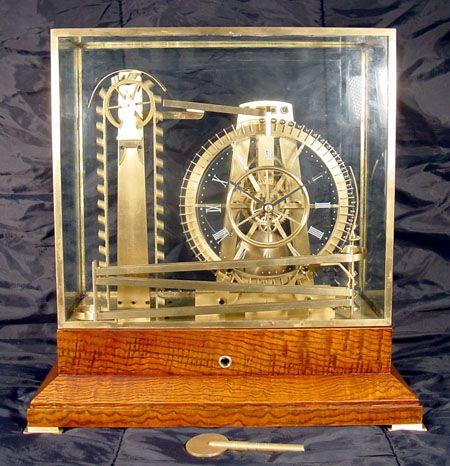 Mystery Water Wheel Ball Bearing Industrial Clock Clock Industrial Clocks Water Wheel