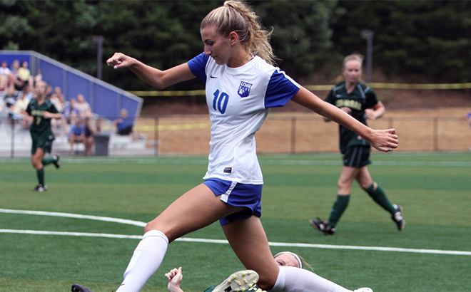 North Georgia 10th Columbus State 20th In Latest Women S Soccer