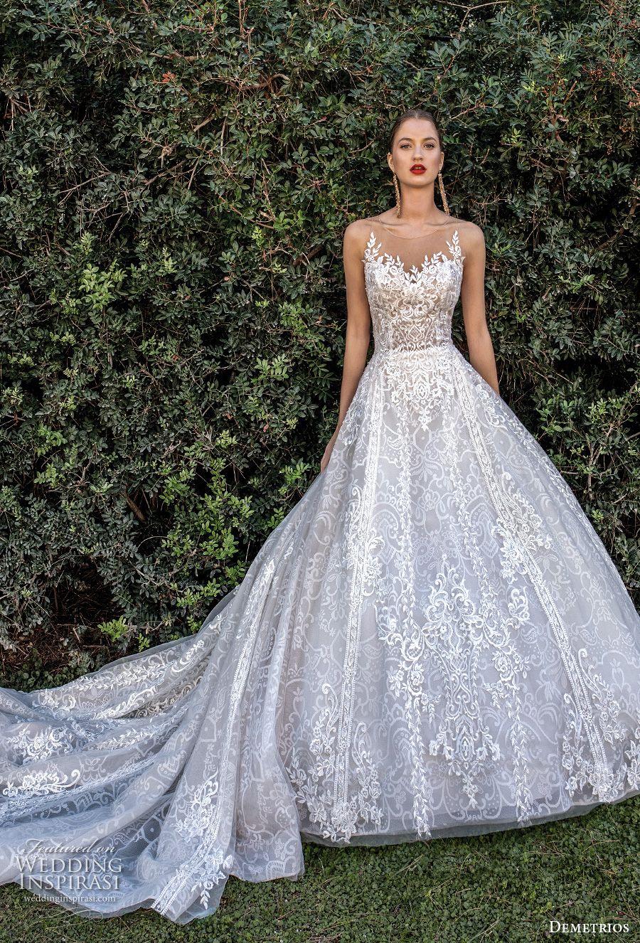 """Demetrios Capsule 20 Wedding Dresses — """"Sophistique"""" Bridal"""