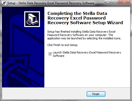 Stella Excel Password Recovery Software Has Also Free Trail To