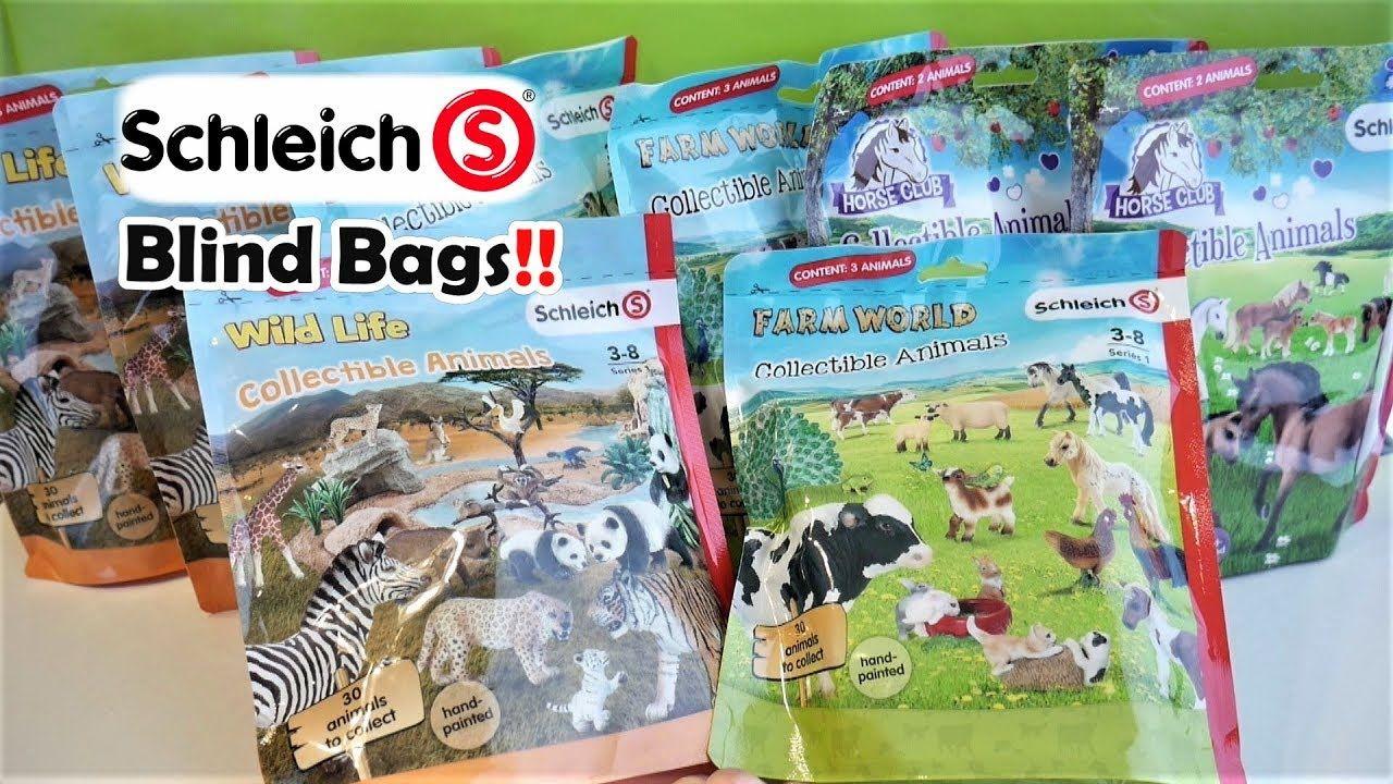 395b331ed9 Schleich Farm World Blind Bags