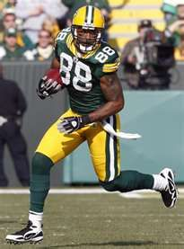 Jermichael Finley is my favorite because we have the same last name.