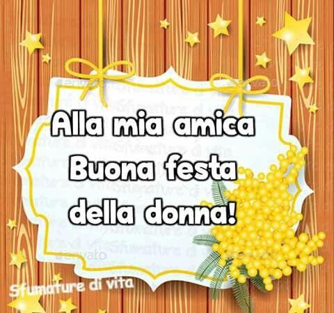Buona Festa Della Donna Buona Festa Della Mamma Ladies Day