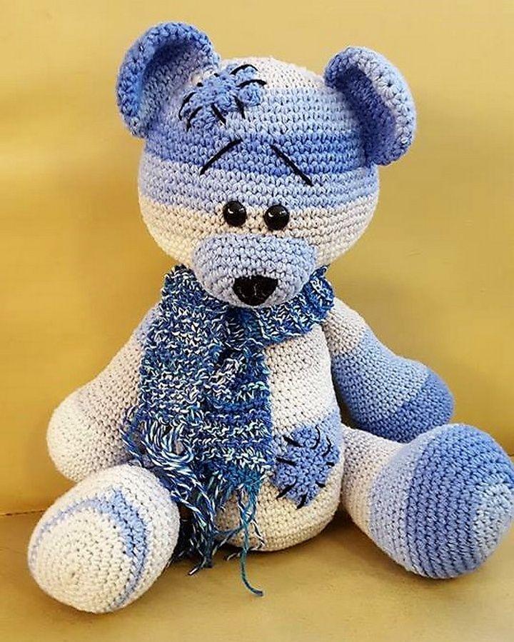 Kids Fun with Crochet Amigurumi | Patrones amigurumi, Patrones y ...