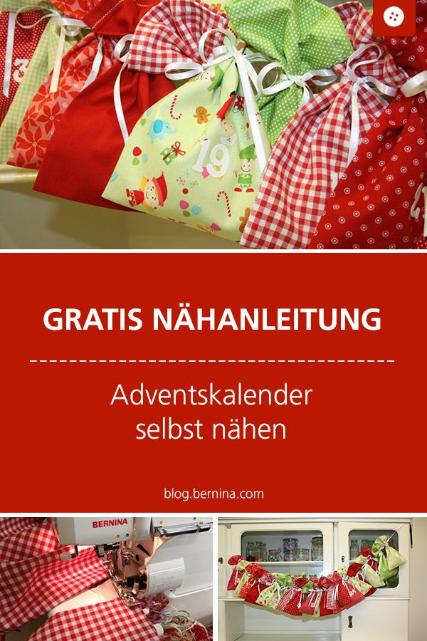 Photo of Adventskalender für Spontane »BERNINA Blog