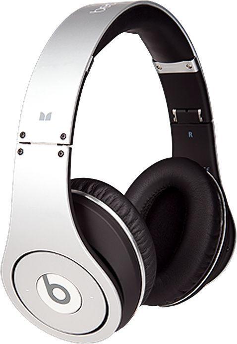 b03344eda Monster Beats By Dr Dre Studio (silver) #samsungcases #design ...
