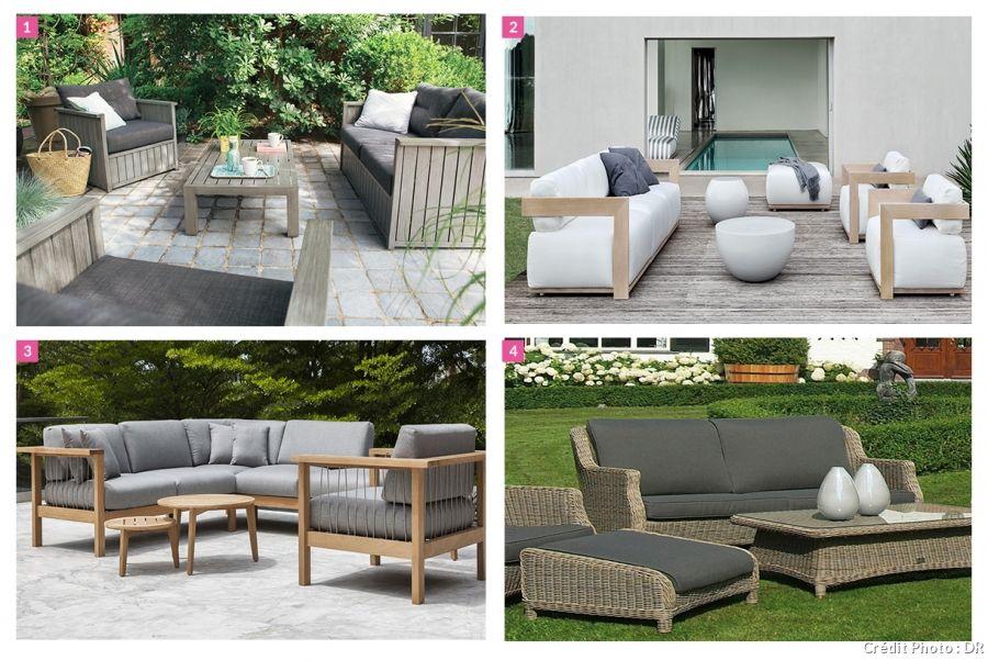 Les 20 plus beaux salons de jardin | decor jardin | Outdoor ...