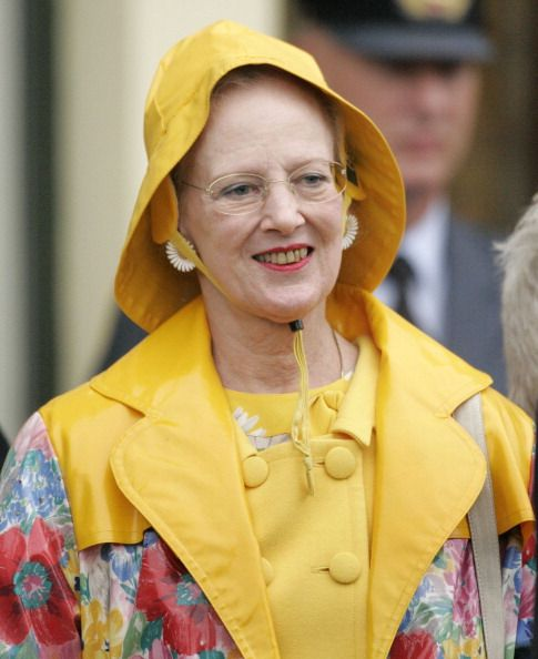 Queen margrethe ii of denmark she looks stylish even in her sou famous people queen margrethe ii of denmark she looks stylish even in her souwester sciox Choice Image